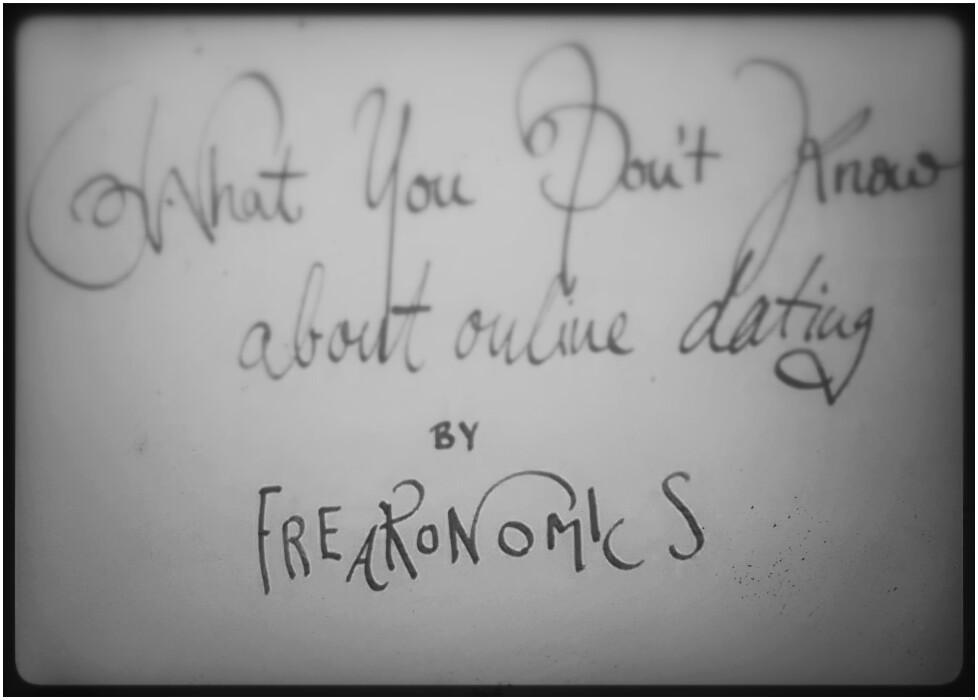 freakonomics podcast dating