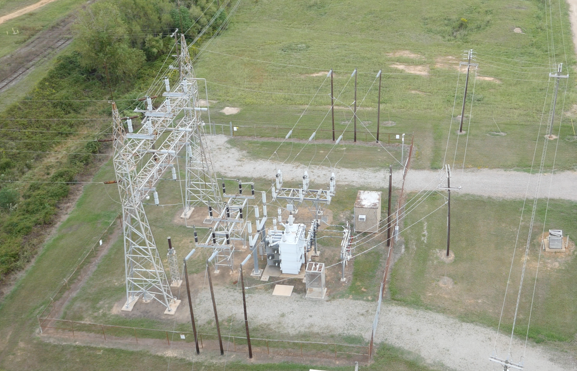 Electrical Distribution Yard