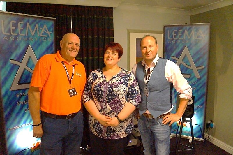Leema/MIAN distribution deal - Leema Acoustics in UK distribution deal with Mian Audio