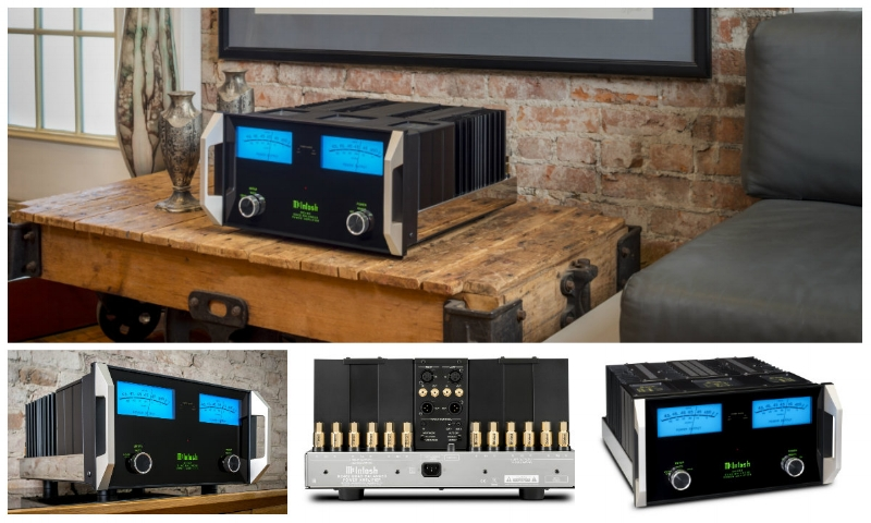 MC462 stereo power amp - Its most power stereo amplifier to date