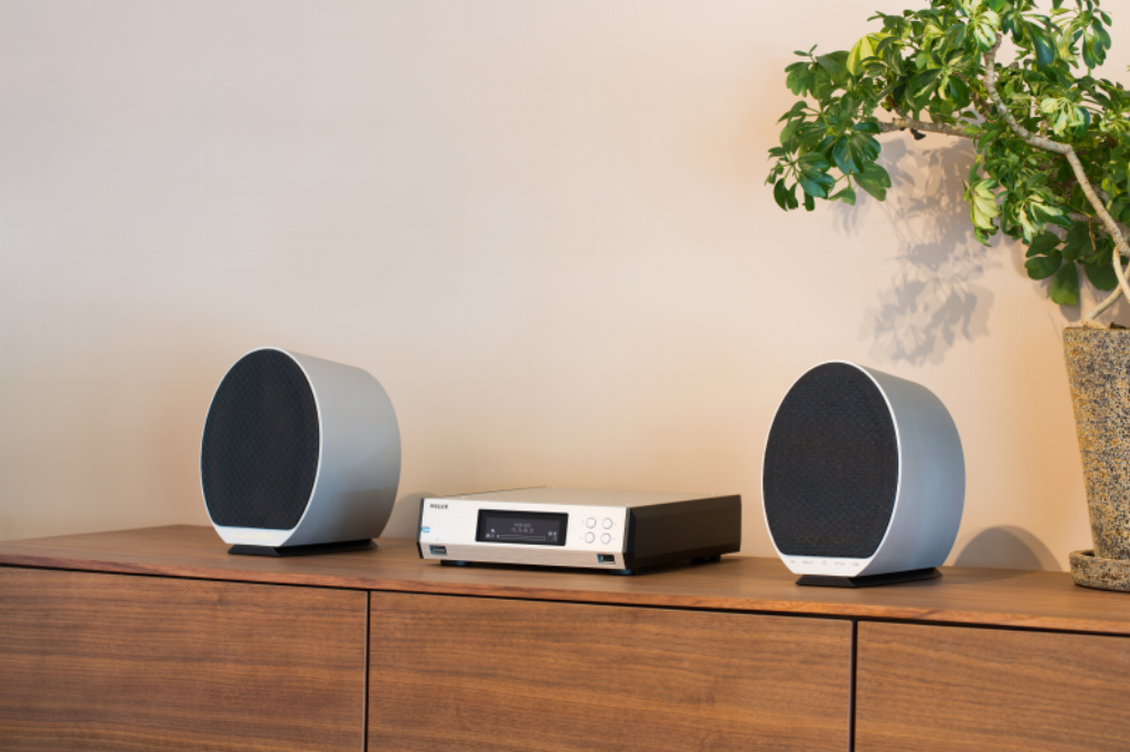 MELCO N100 music library lifetyle 2