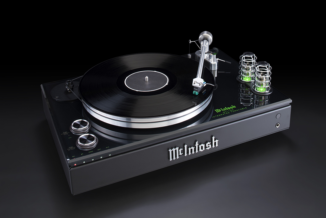 MTI100 Integrated Turntable - Everything for the modern music lover