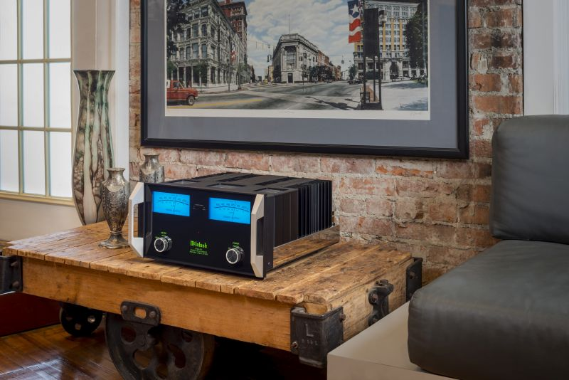 McIntosh lifestyle - From turntables to Wi-Fi speakers and more