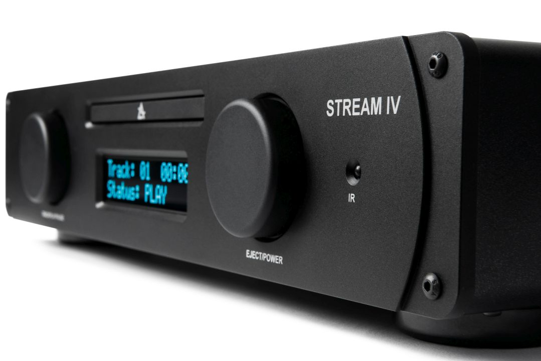 Leema's 'Streaming CD' - A CD player for the streaming age, Leema Acoustics' Stream IV CD player combines the convenience of Spotify, Tidal, Qobuz and more, with the undisputed sound quality of CD, with Welsh-made class.