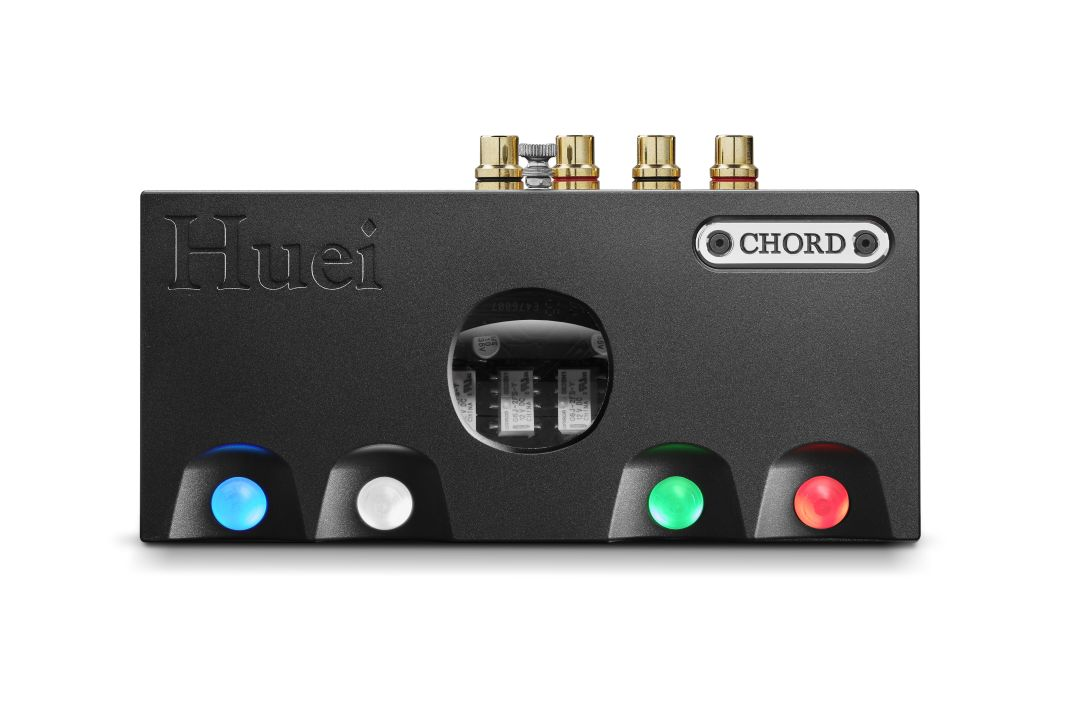 Chord Electronics' sound quality for turntables - New Huei phono stage for MM and MC cartridges