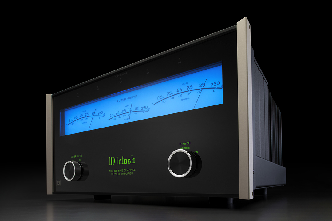 McIntosh announces the future of home cinema - A trio of next-generation devices are launched.