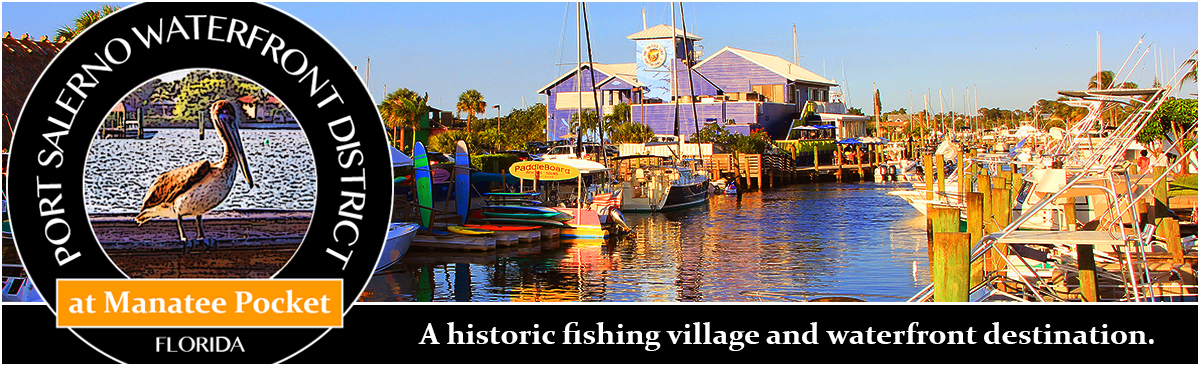 the Aya Fiber Studio is located in the Port Salerno Waterfront District