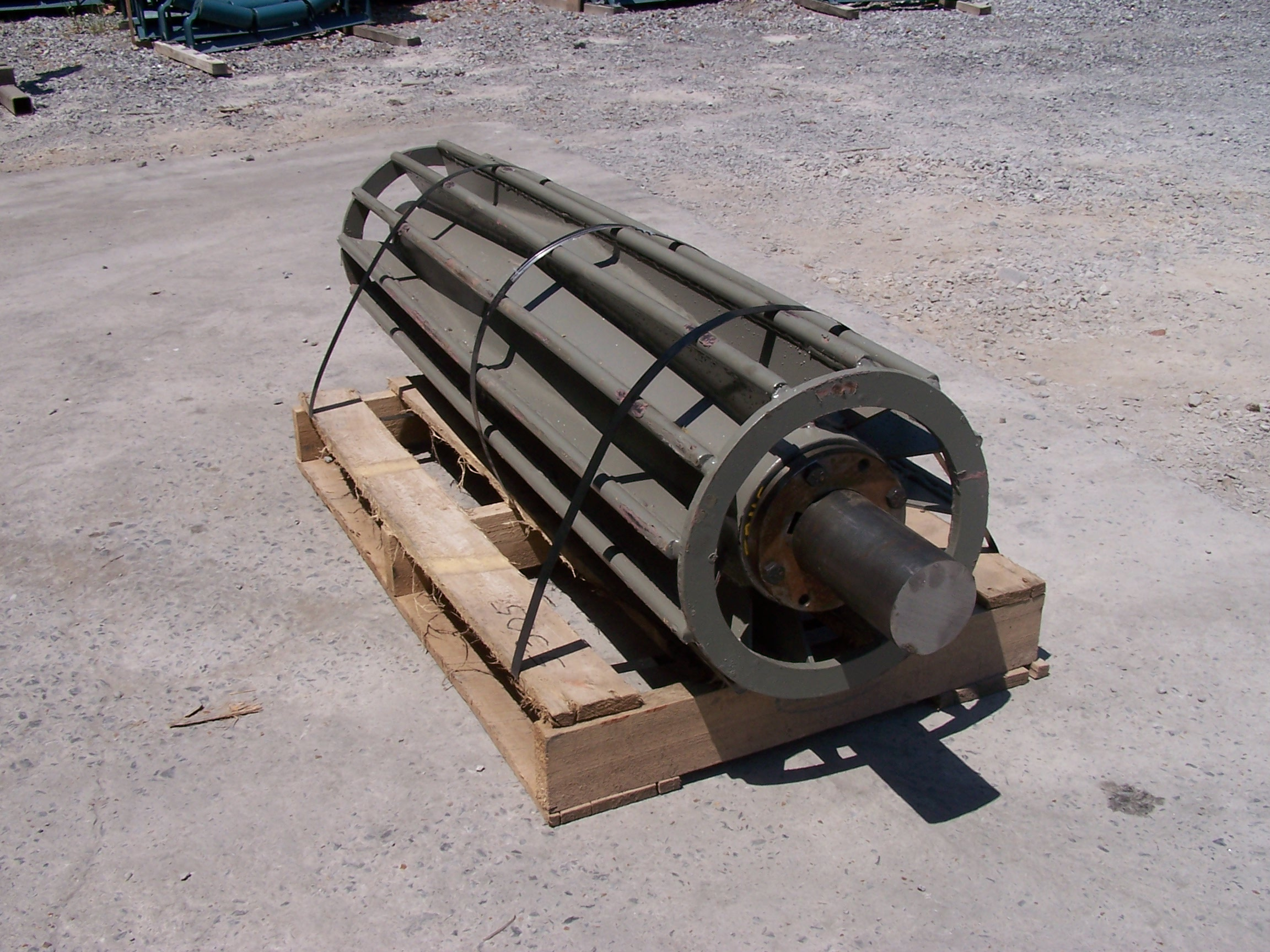 Heavy Duty Mine Wing