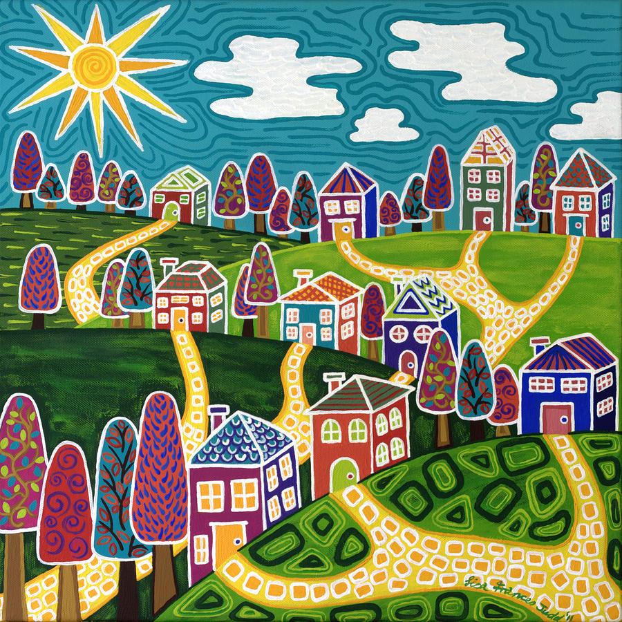 """Community,"" by Lisa Frances"