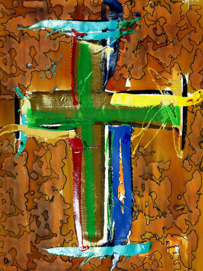 """Cross to Bear,"" by Richard Sean Manning"