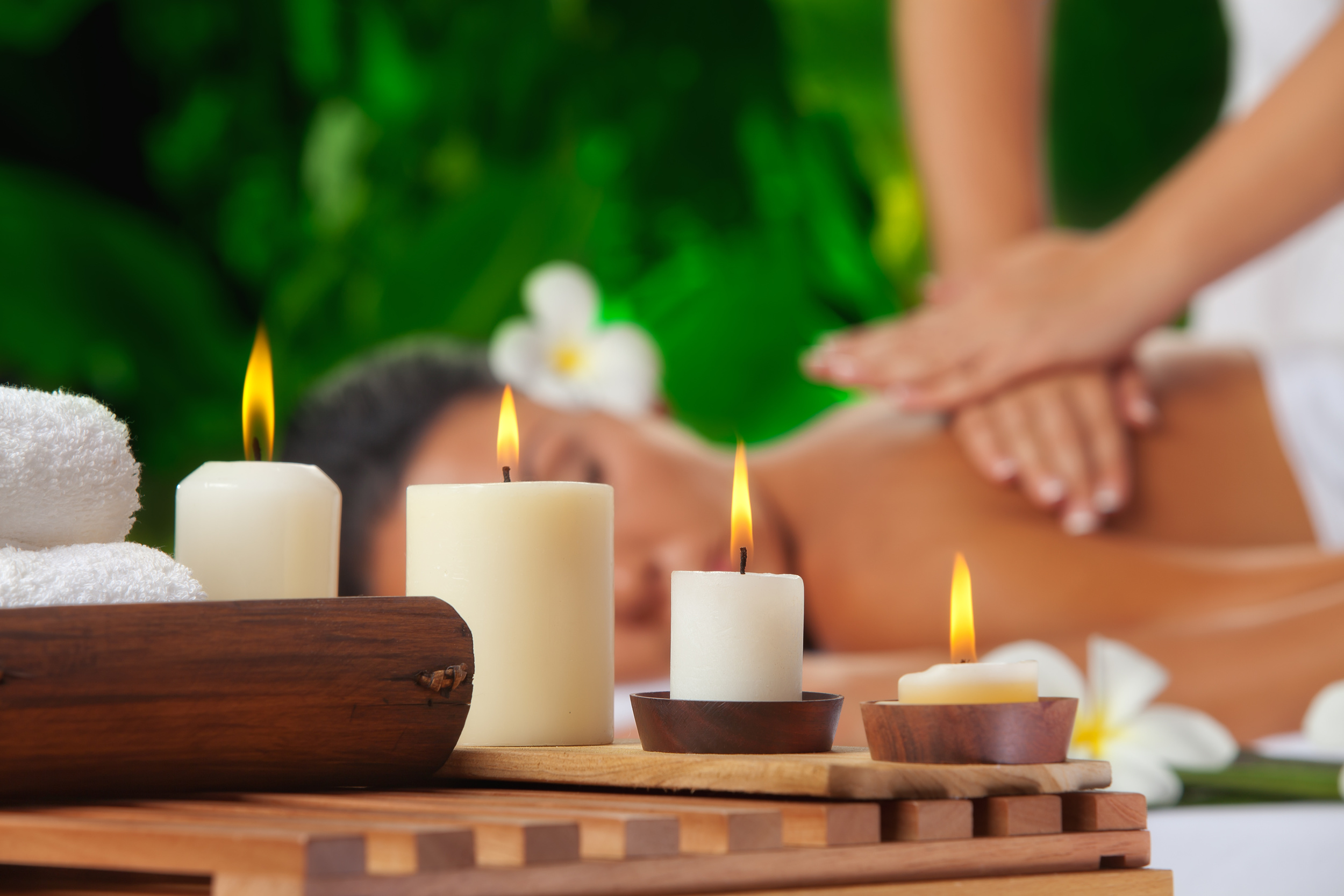 Free healing with every 60 mins massage booked