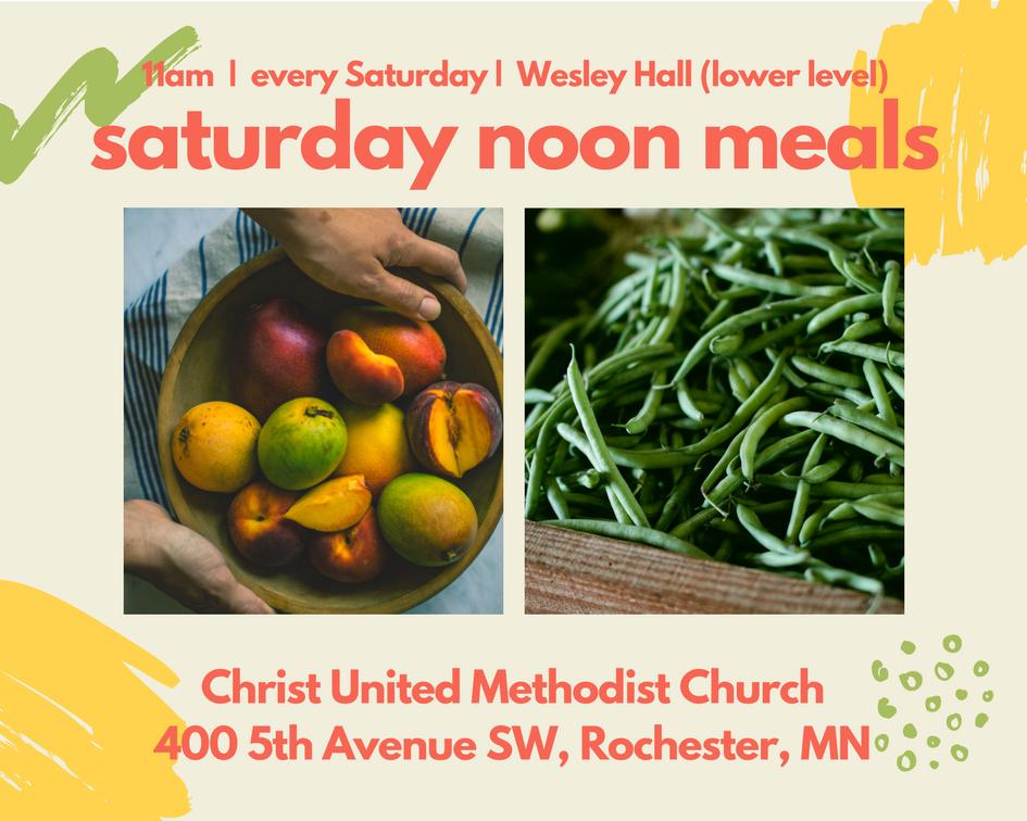 outreach — Christ United Methodist Church