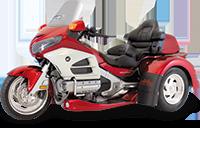 Honda GL 1800 Motorcycle   2001 - Current