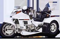 Honda GL 1500 Motorcycle   1988 - 2000