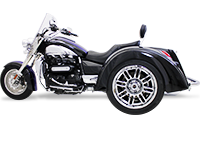 Rocket III®  Includes Touring & Roadster Models Touring: 2009 - Current, Roadster: 2010 - Current