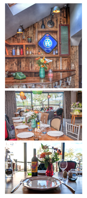 Private Dining Images