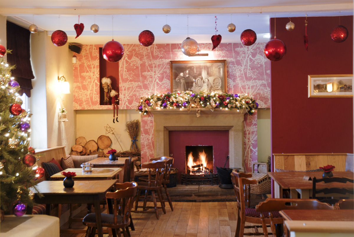 IN THE PUB - It's the most wonderfultime of the year...
