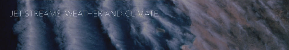 HOW DOES A WARMER PLANET AFFECT GLOBAL JET STREAMS AND THE WEATHER?