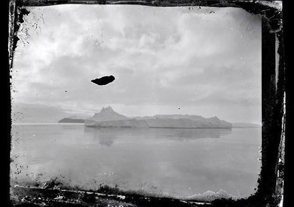 Big Razorback Island, McMurdo Sound.