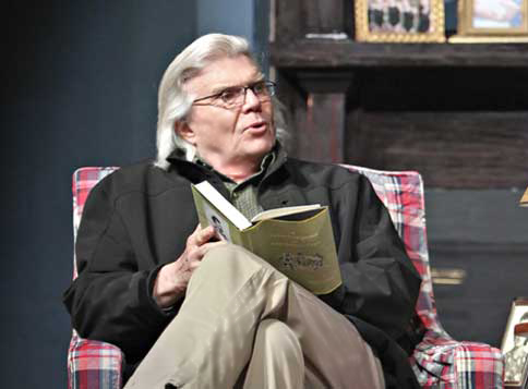 John Davidson in Judson Theatre Company's ON GOLDEN POND (Donna Ford Photography)
