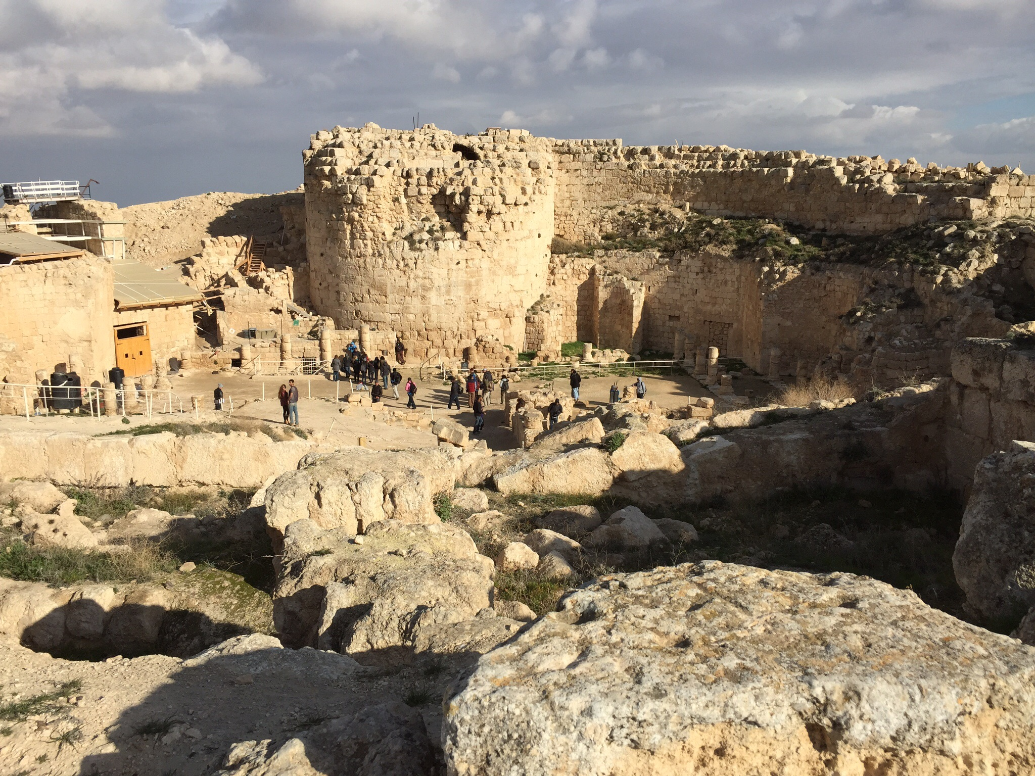 This huge palace is 1,700 years older than anything in the USA.