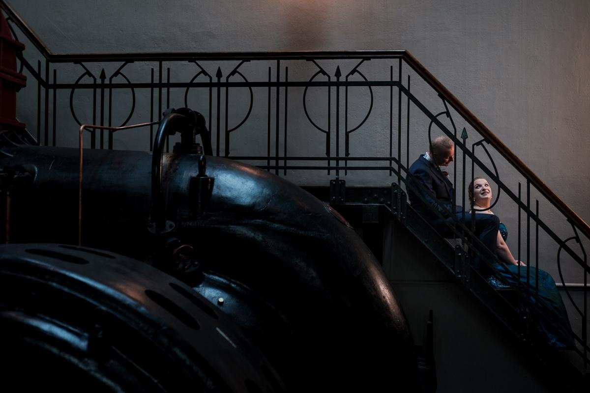 Een huwelijksreportage in Antwerpen met twee fotografen voor Annelies en Walter door iso800.