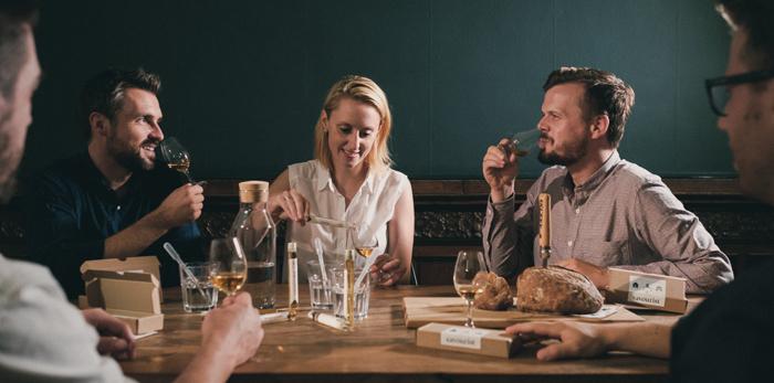 iso800.be Savourist whiskey Antwerpen
