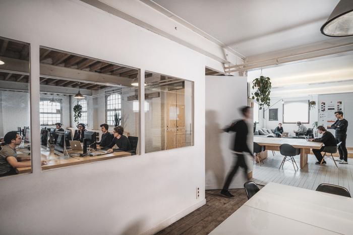Kantoor We Make Graphics Interieurshoot sfeerbeelden kwaliteit