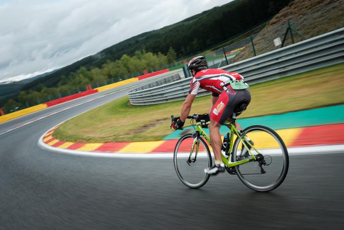 iso800.be Belman Triathlon Orakel Fietser Francorschamps