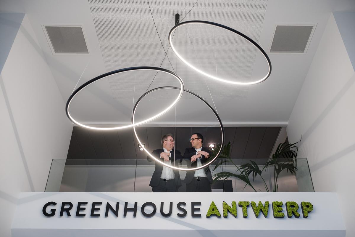 iso800 maakte een reeks portretten en sfeerbeelden in het kader van een bedrijfsreportage voor Samen Klimaatactief in Antwerpen.