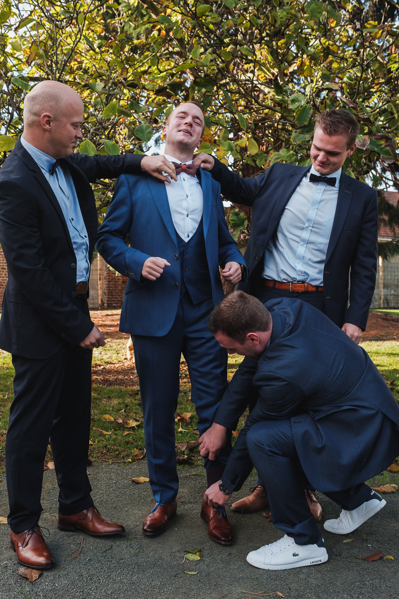huwelijksfotograaf Filatuur reportage