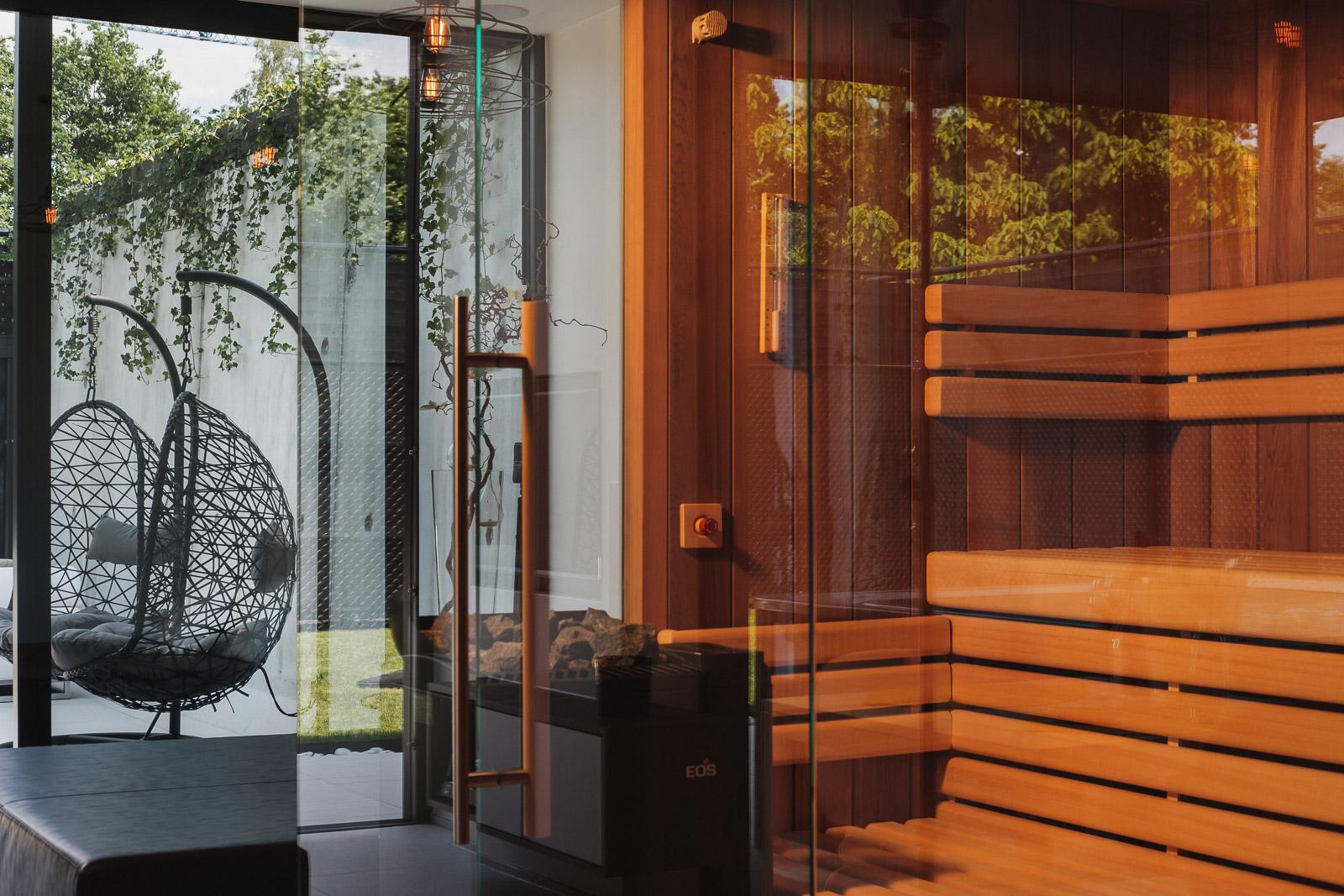 Sauna Wellness Relaxy B Phine iso800 Zonhoven