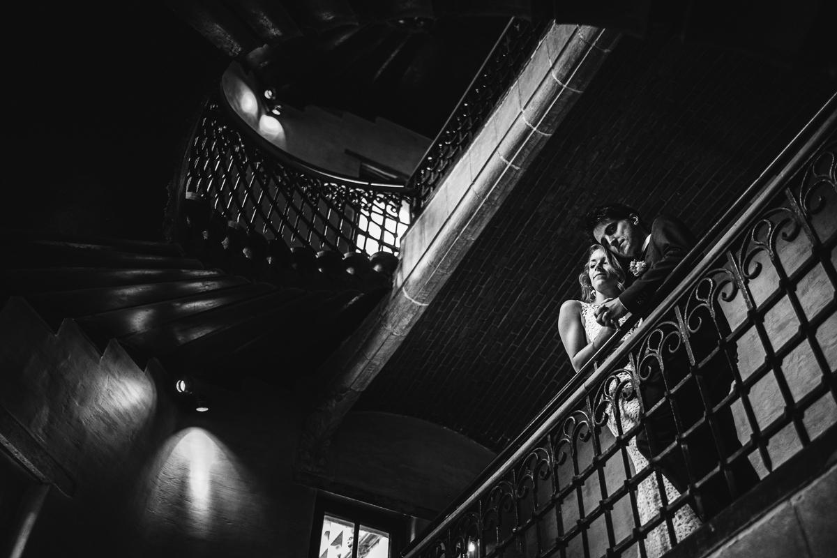 trouwfotograaf voor Charlotte en Jeroen in Zwijnaarde