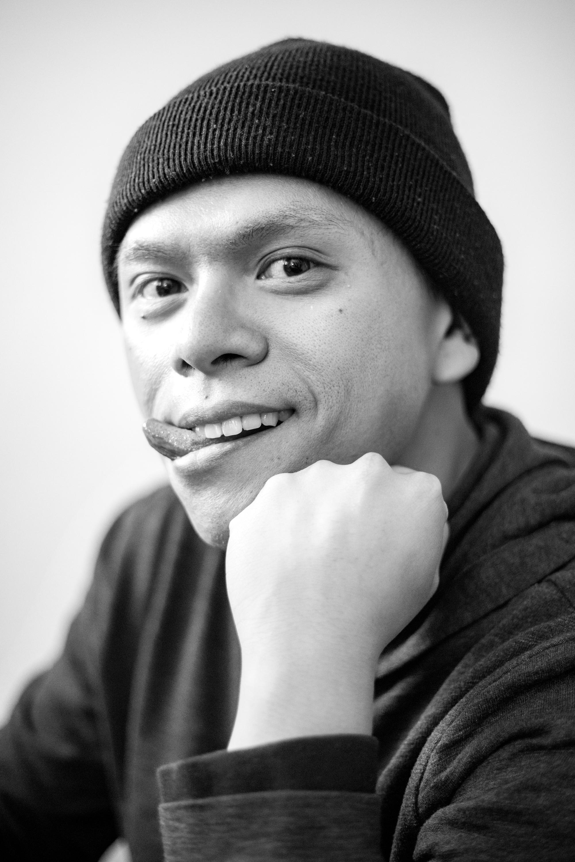 John A. Gutierrez, Self-Portrait (2018)