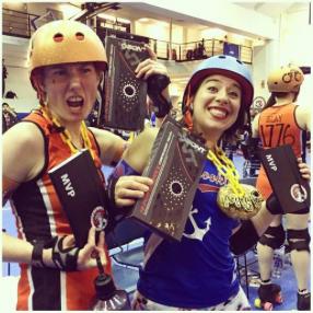 photo: gotham girls roller derby instagram