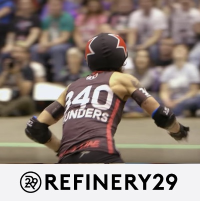 What It's REALLY Like To Be A Roller Derby Girl