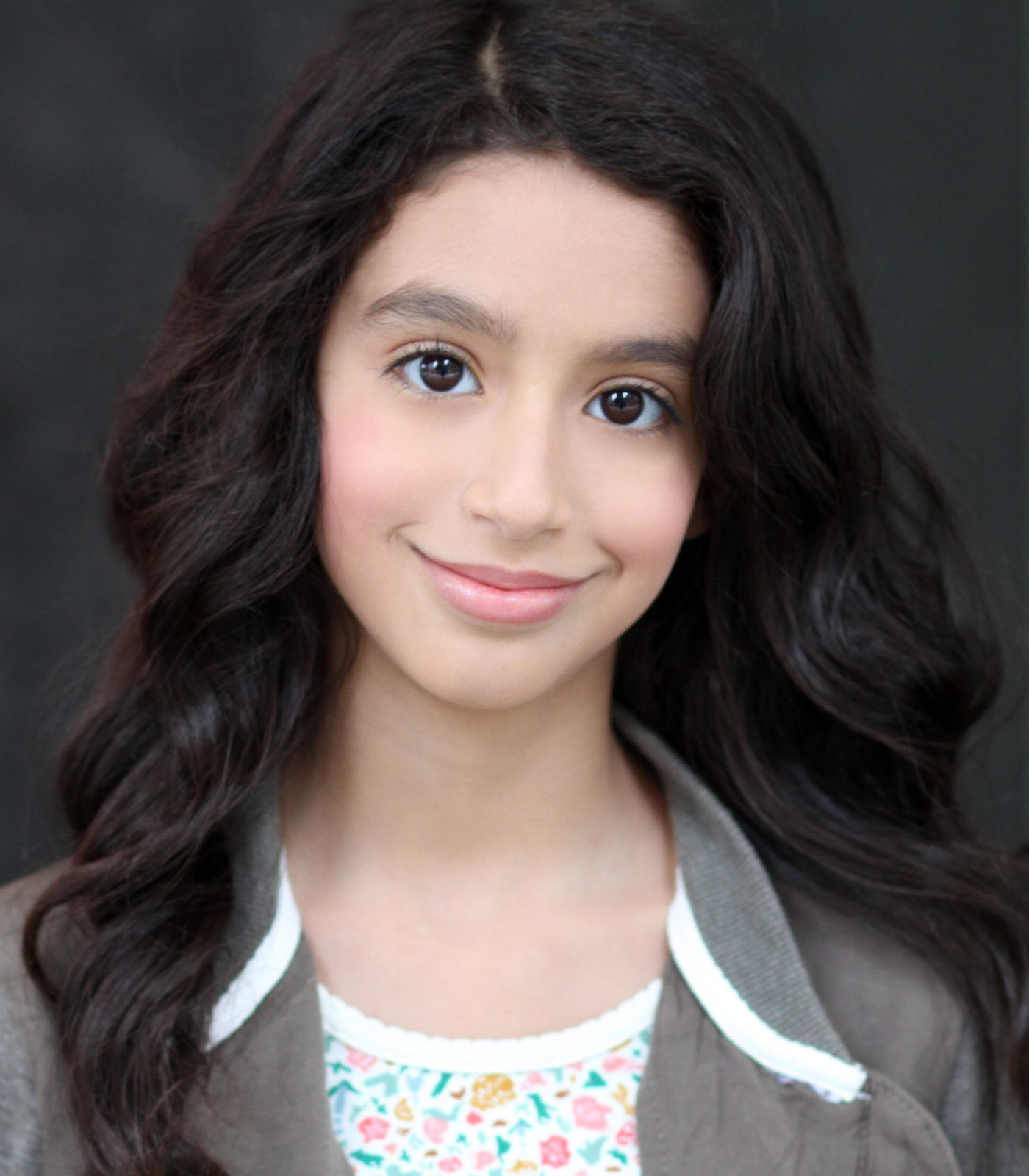 MADISON LAGARES - Broadway's ON YOUR FEET as Young Gloria (Closing Cast)