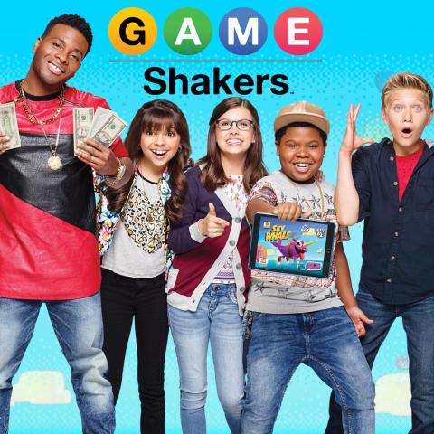 Maddie Shipman starred in Nickelodeon's GAME SHAKERS.