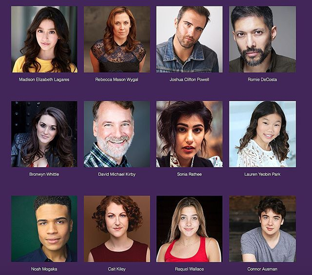 Meet cast members of the U.S. Premiere of A Little Princess! The full cast can be seen on www.ALittlePrincess-NYC.com 👑 #alittleprincess #alittleprincessmusical #cast #nyc #nyctheatre #42ndstreet #summer2019 #kotaproductions
