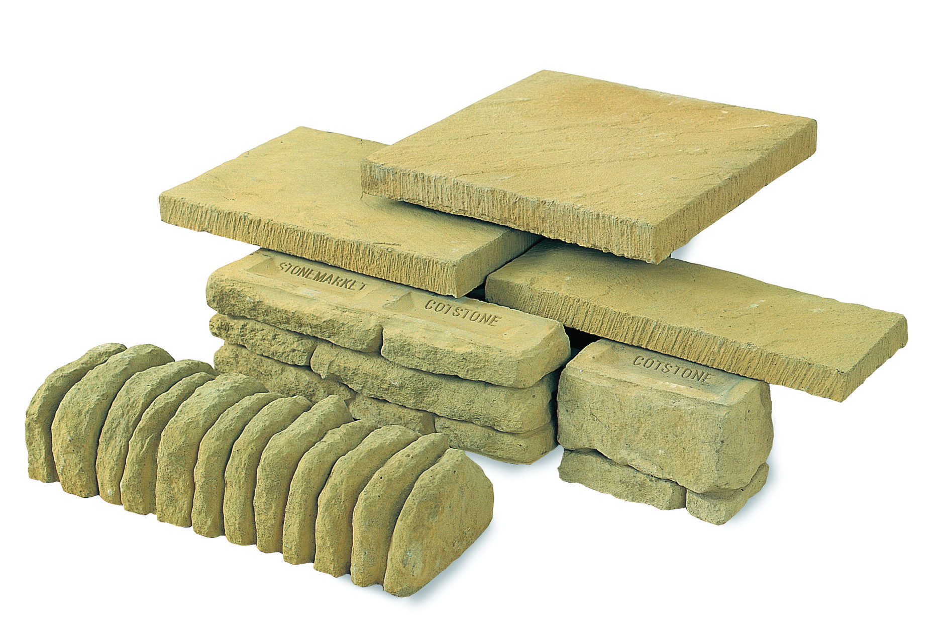 Cotstone Walling