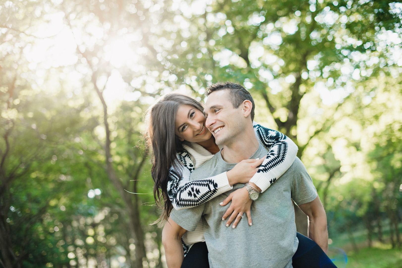 - Melissa + Ryan