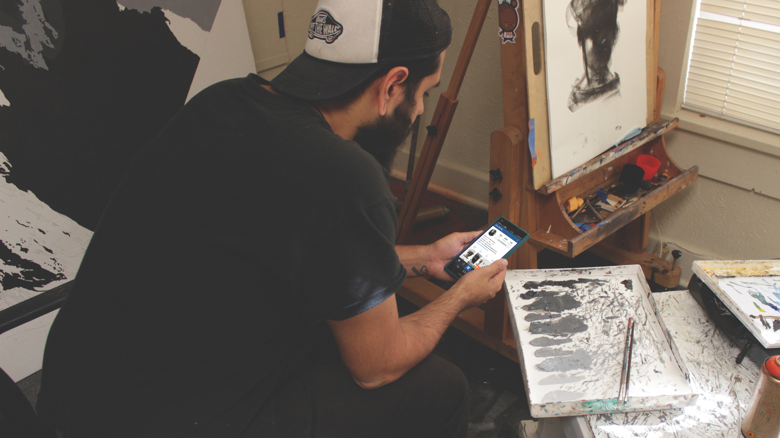 Mauro C Martinez Instagram For Artists