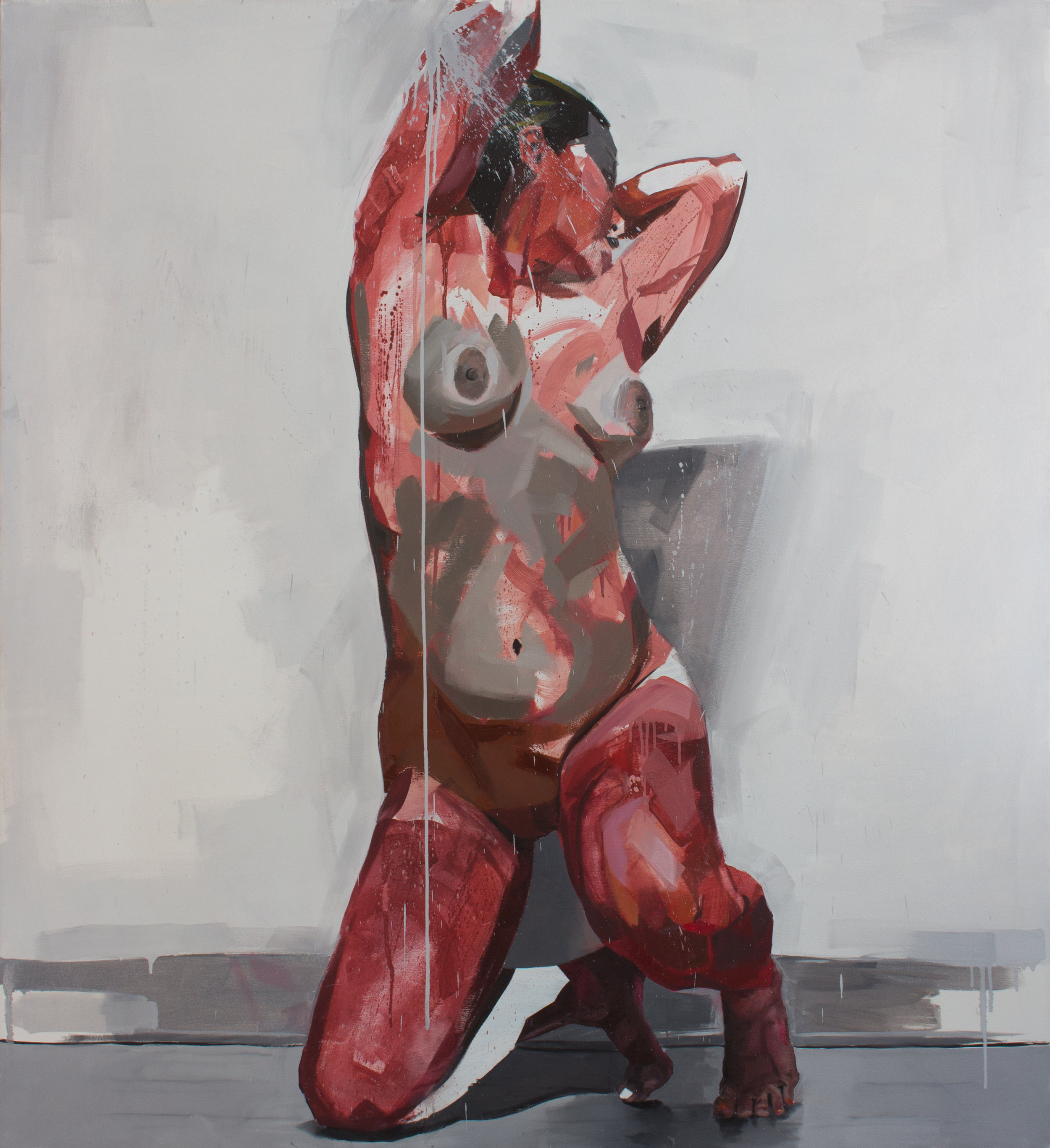 Mauro C. Martinez Haunch Oil Painting.jpg