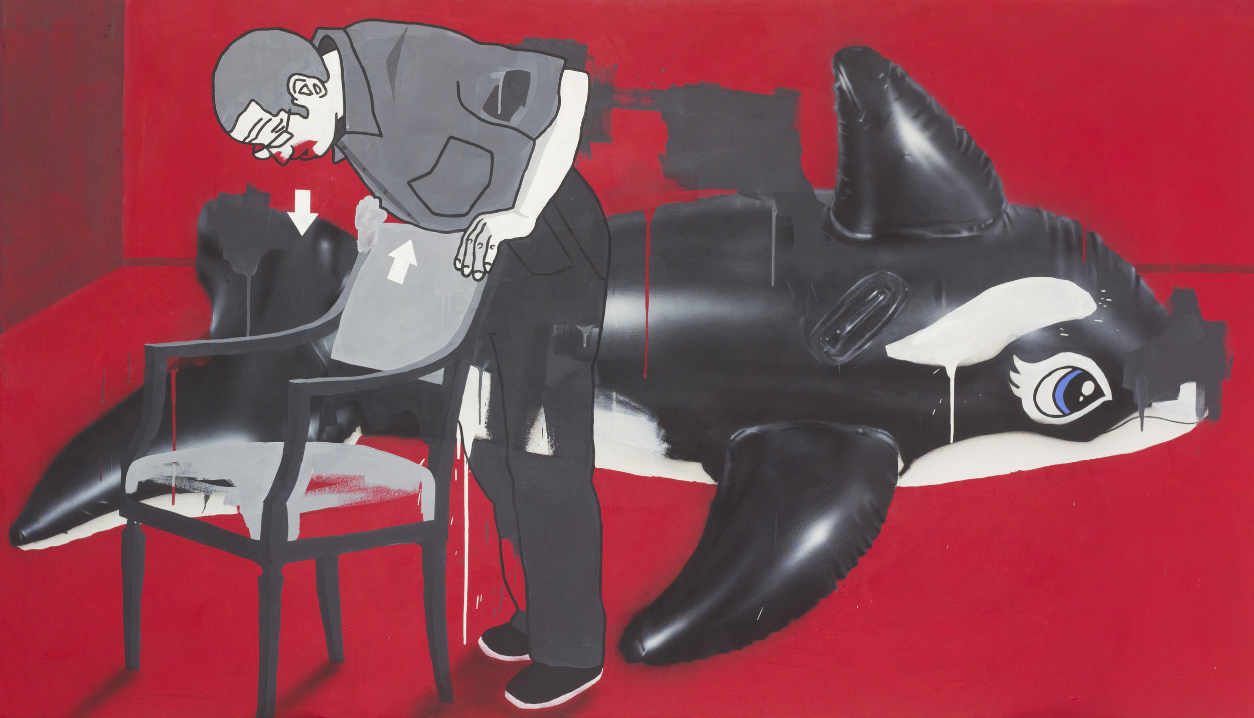 Mauro C. Martinez Leviathan Oil Painting.jpg