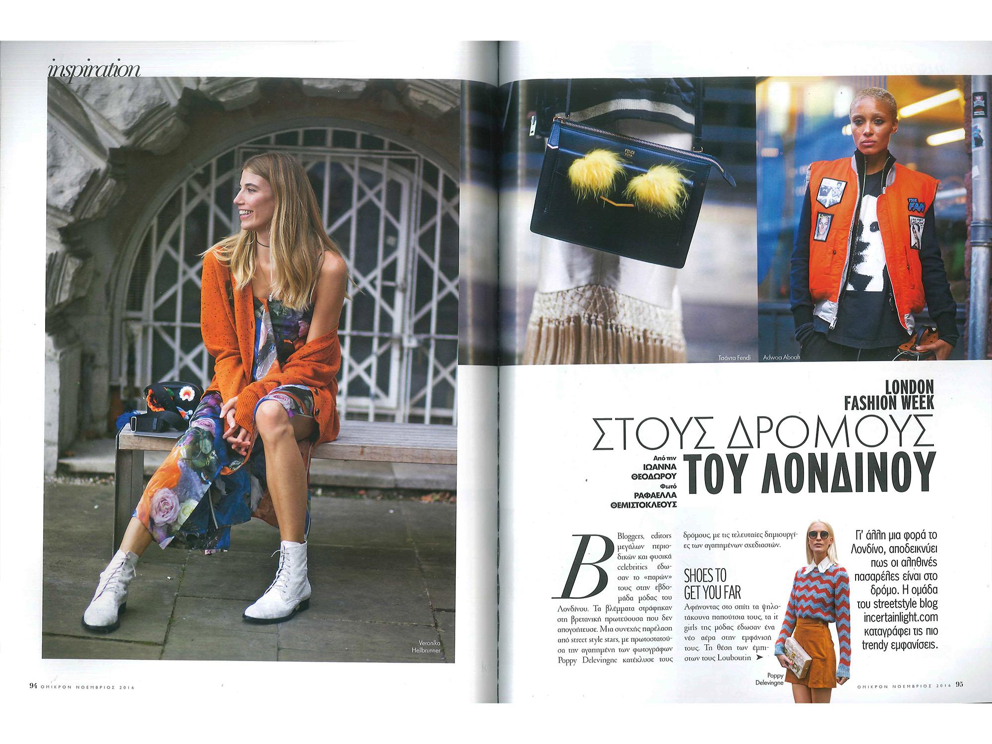 OMIKRON Magazine November 2016
