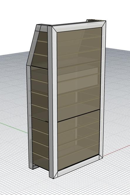 Typical digital model