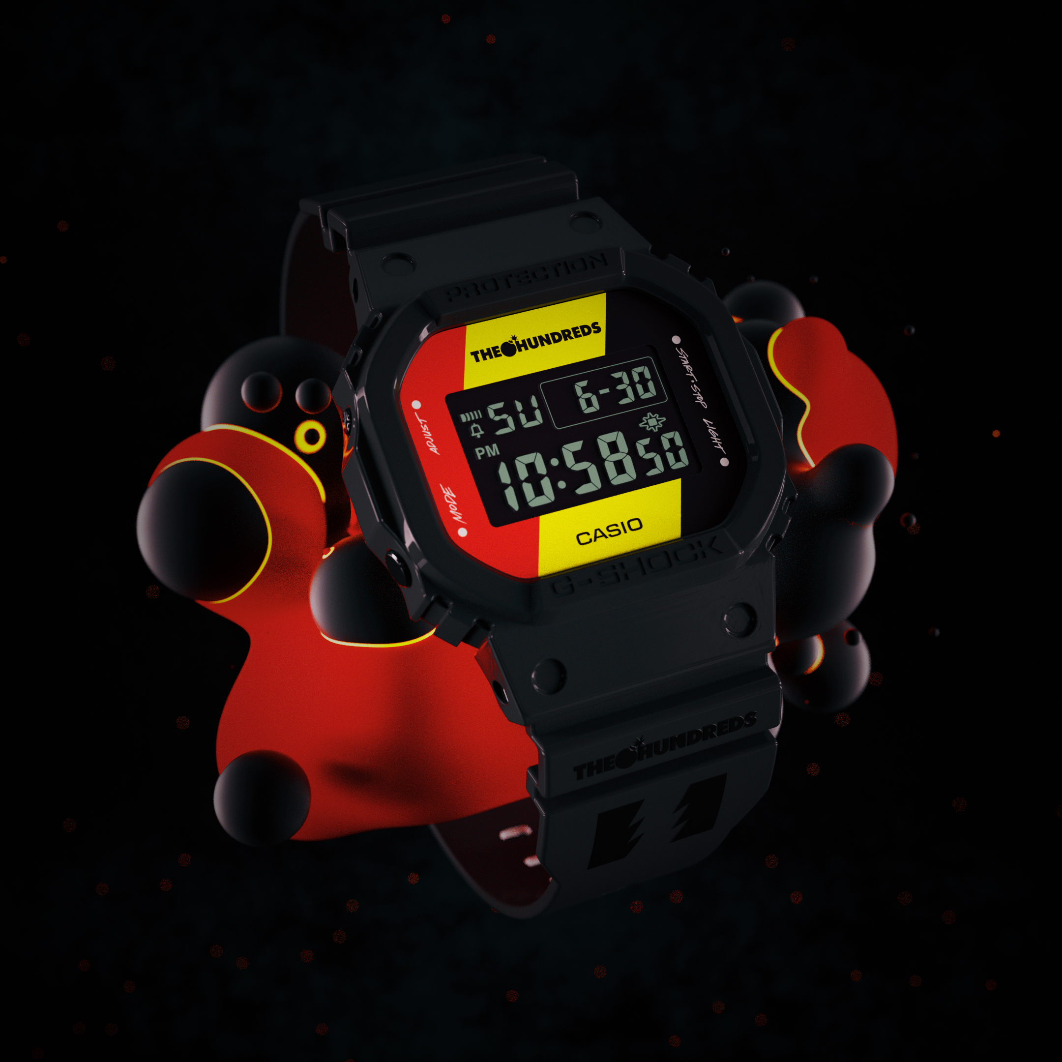 The Hundreds G-Shock 004