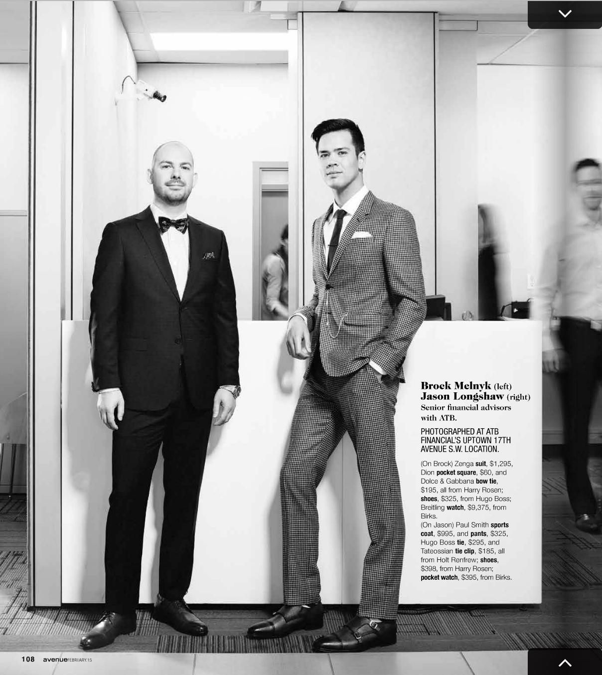 Avenue Magazine February 2015