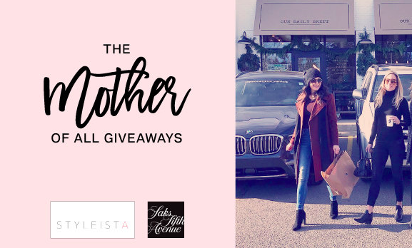 Styleista BMW SAKS MOTHERS DAY GIVEAWAY CONTEST .png