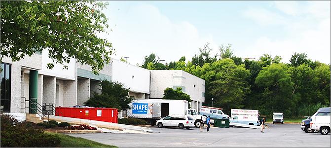 Delaware sort center.